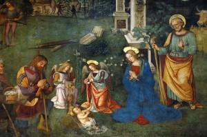 Natività del Pinturicchio (Spello)